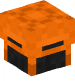 Shulker Stool (orange)