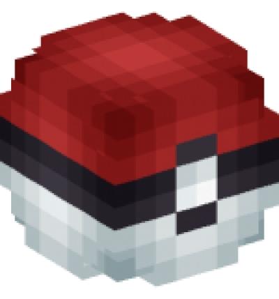 Pokeball - Minecraft head decoration ...