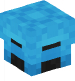 Shulker Stool (light blue)