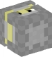 Shulker (light gray, up)