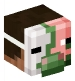 Man with Zombie Pigman Mask