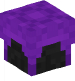 Shulker Stool (purple)