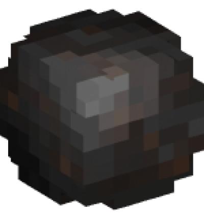 Cannonball - Minecraft head decoration ...