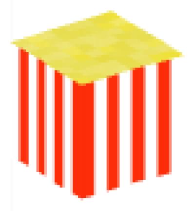 Popcorn - Minecraft spieler skin download