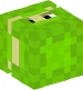 Shulker (lime, up)