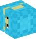 Shulker (light blue, left)