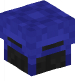 Shulker Stool (blue)