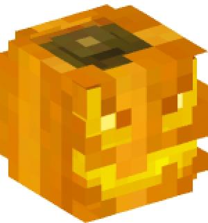 jack o lantern minecraft