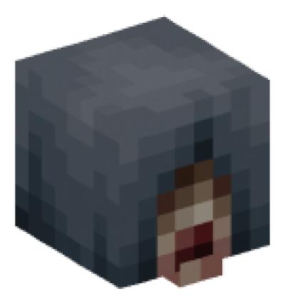 minecraft dementor skin