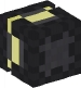 Shulker (black, down)
