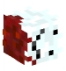 Decapitated Minecraft Snow Golem