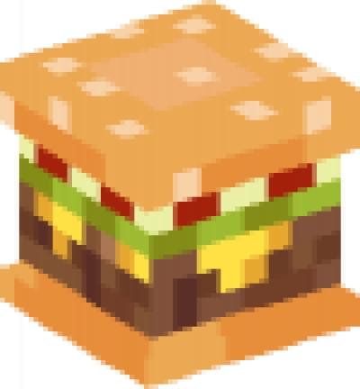 Burger - Minecraft spieler skin download