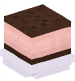 Ice Cream Sandwich (strawberry, plated)