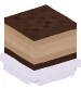 Ice Cream Sandwich (chocolate, plated)