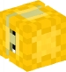 Shulker (yellow, left)