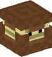 Shulker (brown, upsidedown)