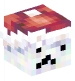 Sad Minecraft Snow Golem