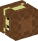 Shulker (brown, left)