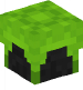 Shulker Stool (lime)