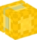 Shulker (yellow, down)