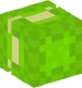 Shulker (lime, down)