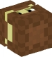 Shulker (brown, up)